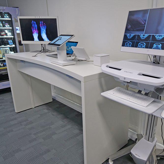 HP Healthcare Produkte