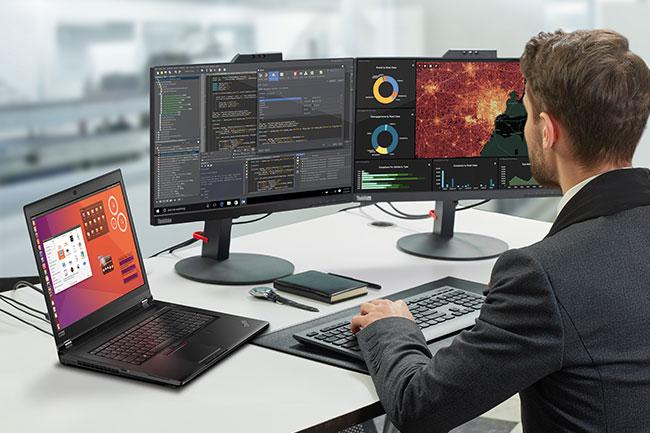 Arbeitsplatz - Leistungsfähige Devices