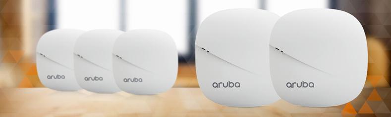 Aruba WLAN Angebot