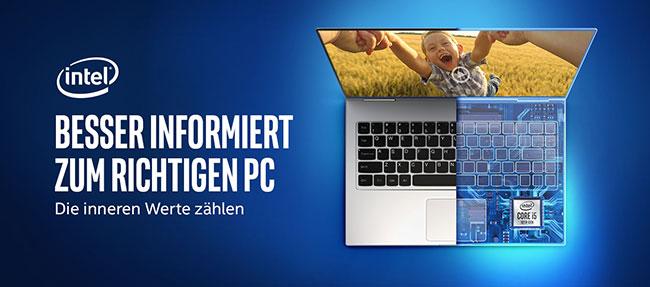 Auswahlhilfe zum richtigen PC