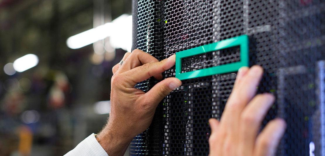 Daten in Memory-Geschwindigkeit nutzen mit HPE Nimble Storage