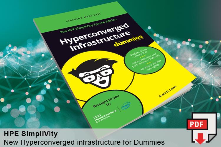 Hyperkonvergente Infrastruktur für Dummies