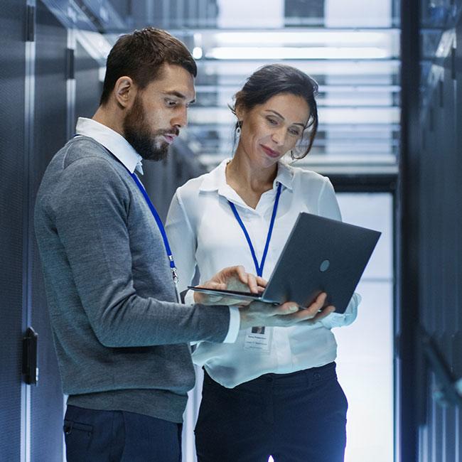 Eine sichere Virtualisierungslösung für Unternehmen