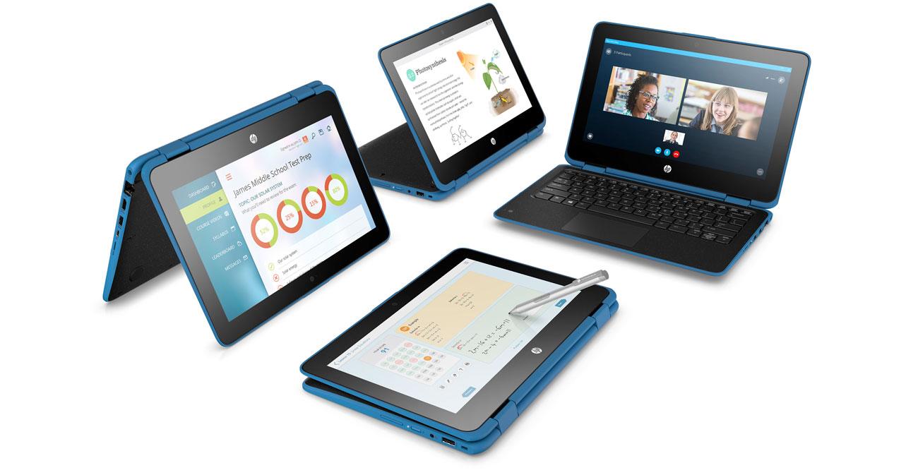 HP ProBook x360 11 G4-Education Edition