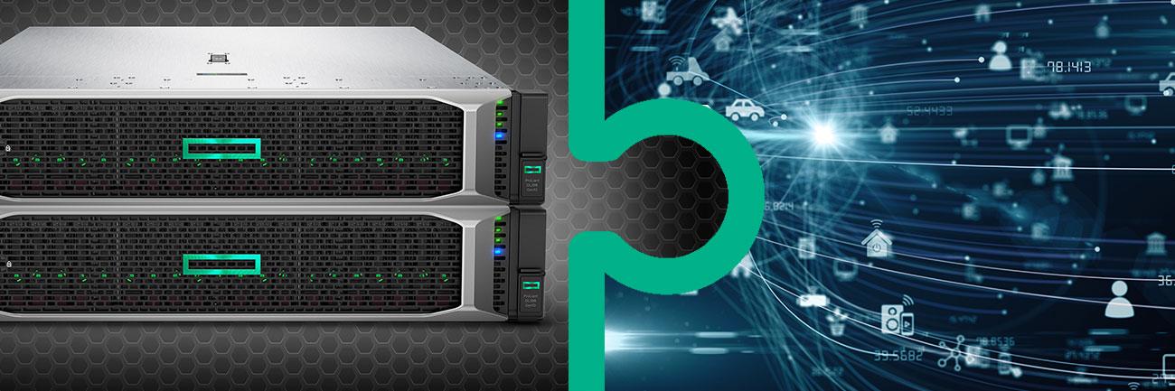 HPE ProLiant DL Server & Windows Server 2019