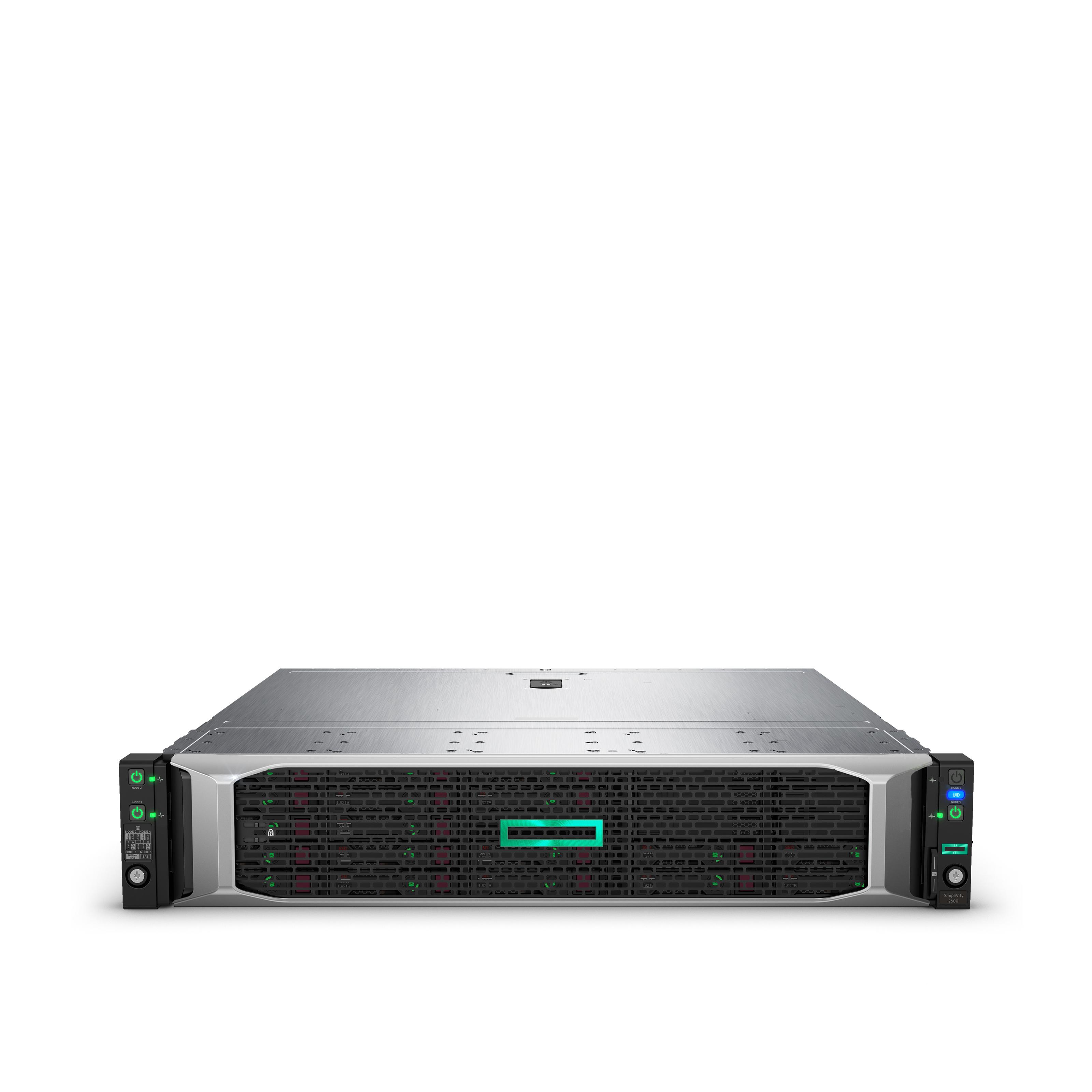 HPE SimpliVity DL2600