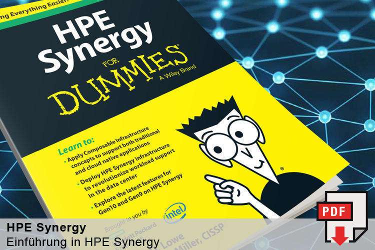 HPE Synergy für Dummies