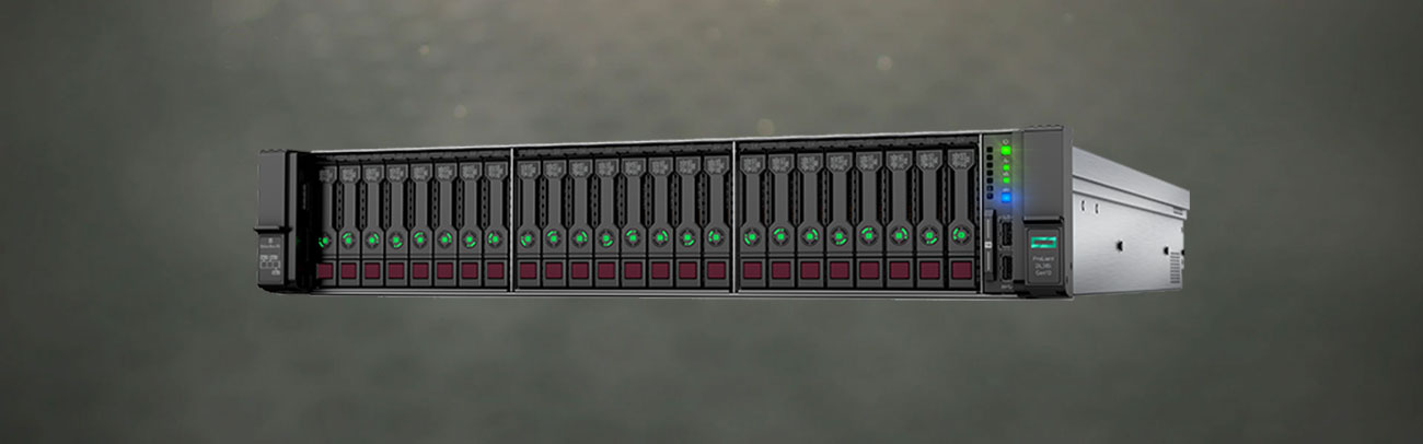 HPE DL385Gen10