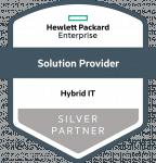 HPE Silver Partner Solution Provider hybrit-IT