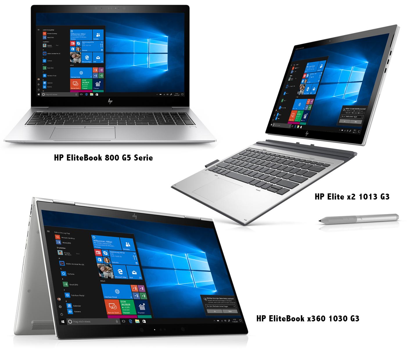 HP Premium Produkte