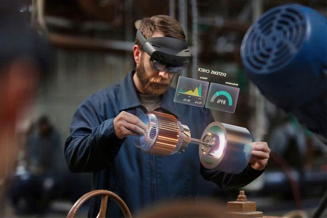 HoloLens 2 Lösung