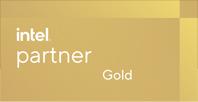 Intel Gold Partner Logo