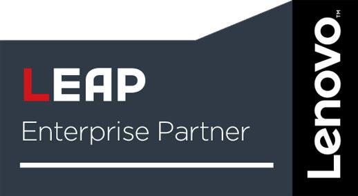 LEAP Enterprise Partner - Zertifizierung der MetaComp GmbH bei Lenovo