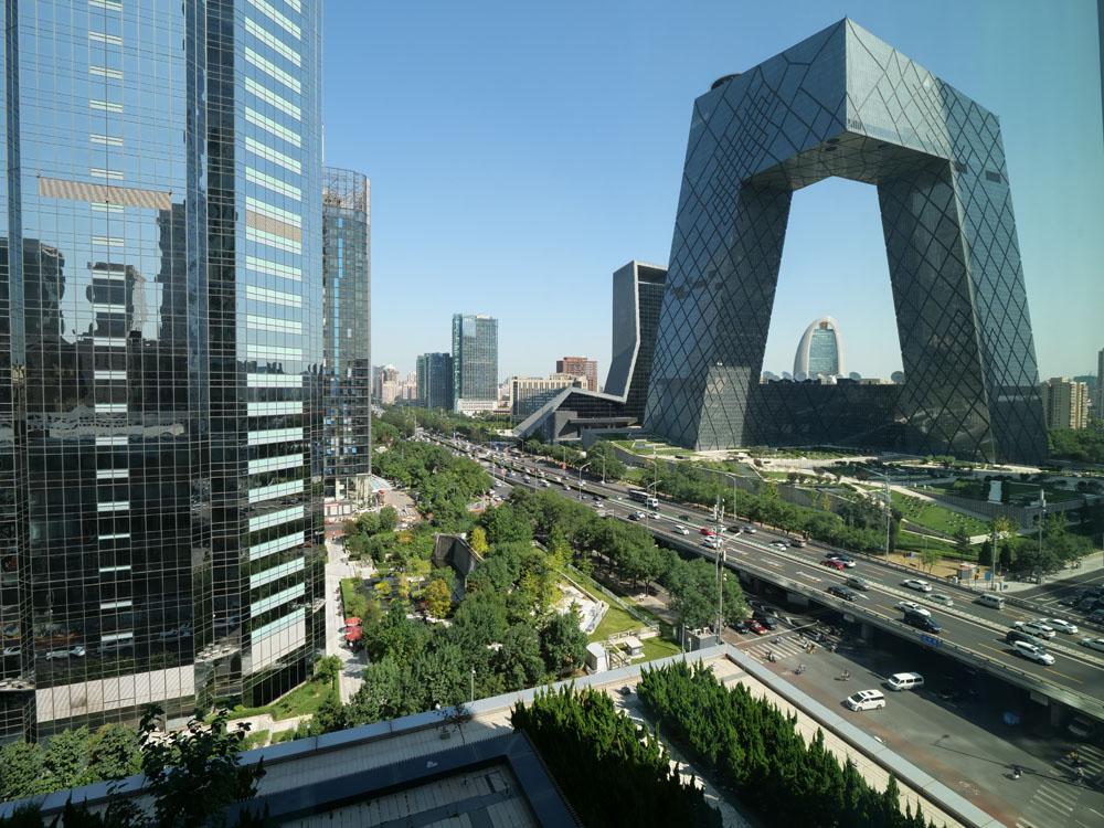 Lenovo-China Study Tour 2019 - skyline