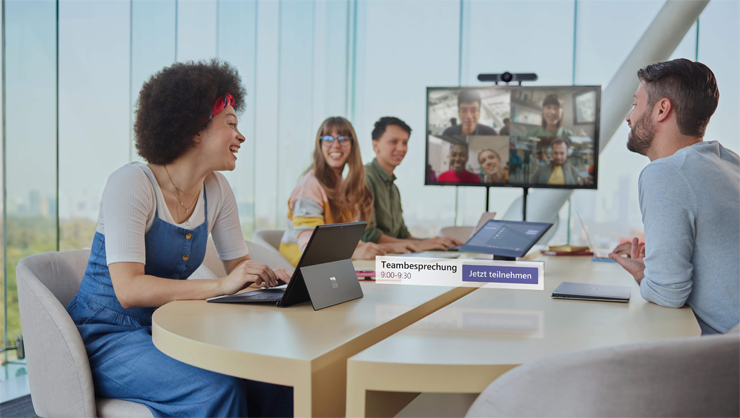 Microsoft Teams Meetings