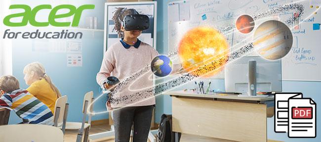MetaComp Acer Edu Broschüre   Grenzenloses Lernen