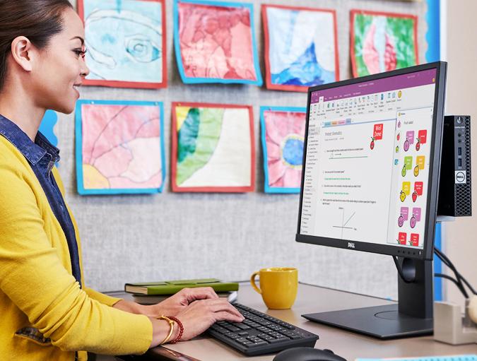 MetaComp Dell Lösungen für Büromitarbeiter