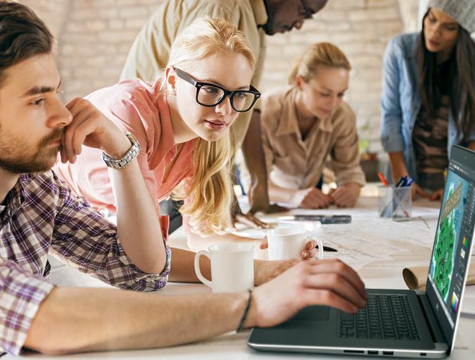 MetaComp Dell Lösungen für Kreative