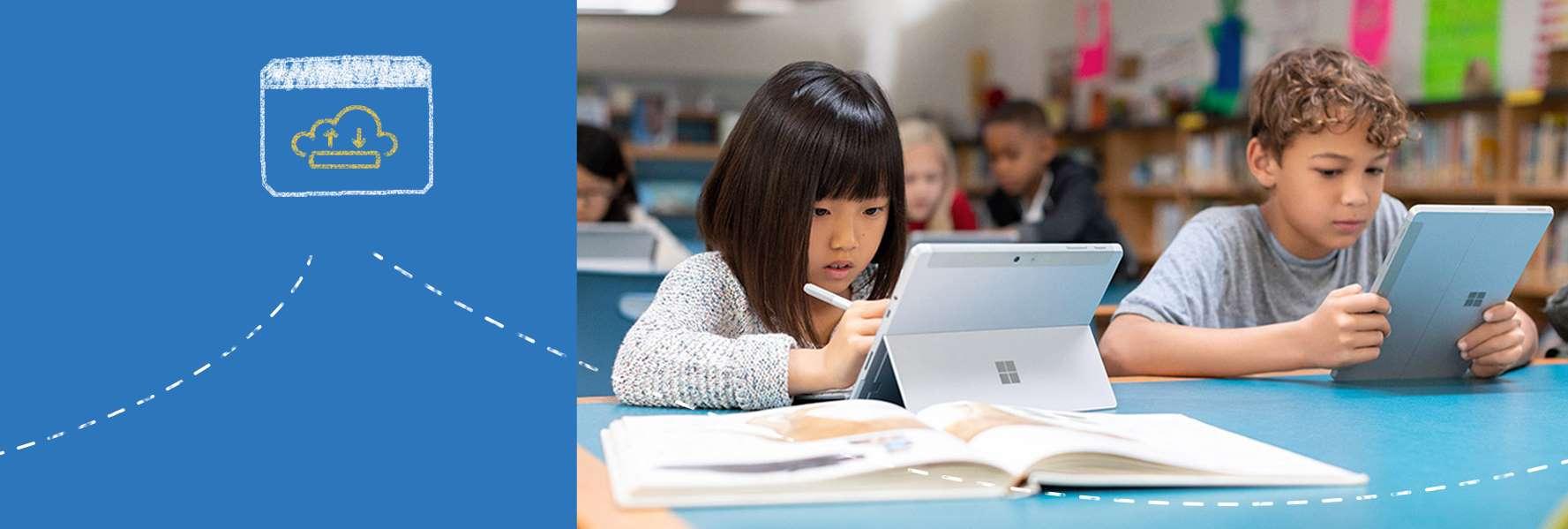 MetaComp Microsoft Anwendungen Intune for Education