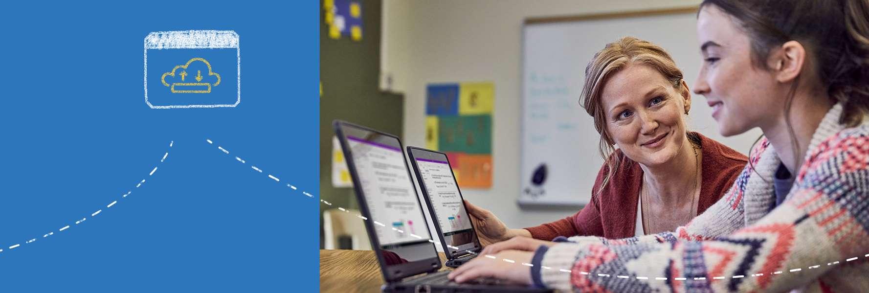 MetaComp Microsoft Anwendungen OneNote Kursnotizbuch