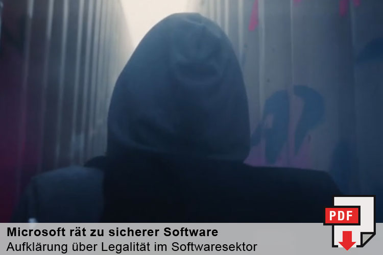 MetaComp Ressourcen Microsoft rät zu sicherer Software