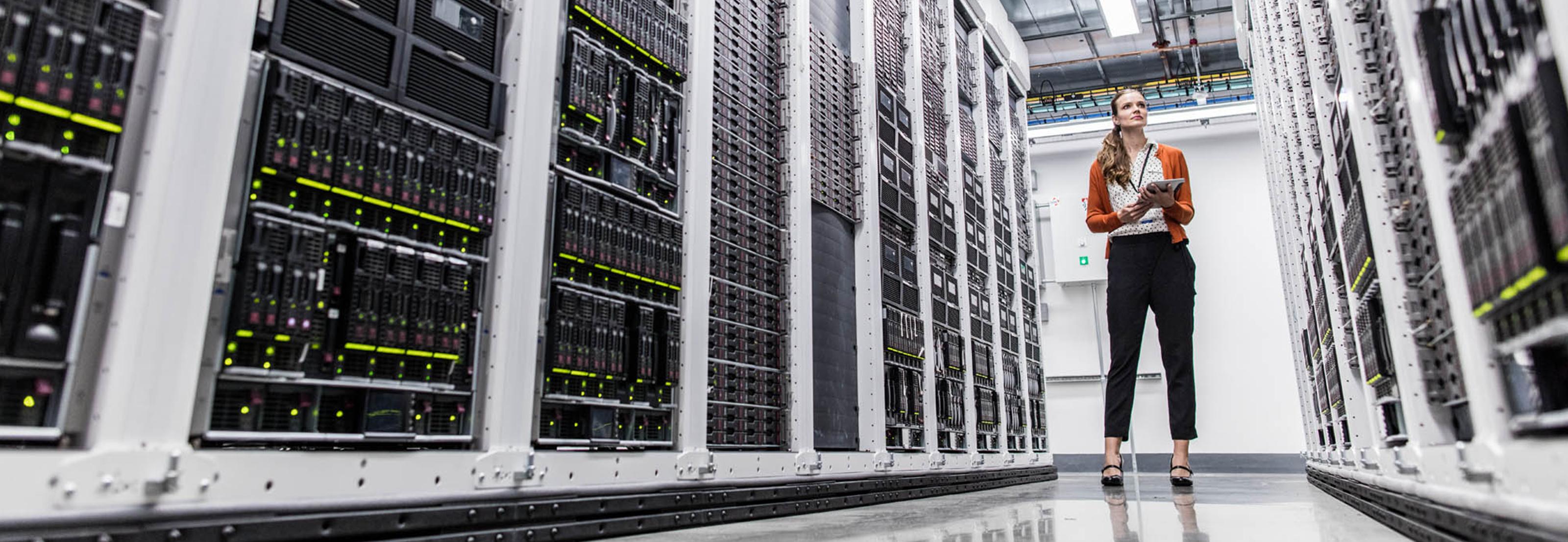 Micosoft Server HPE
