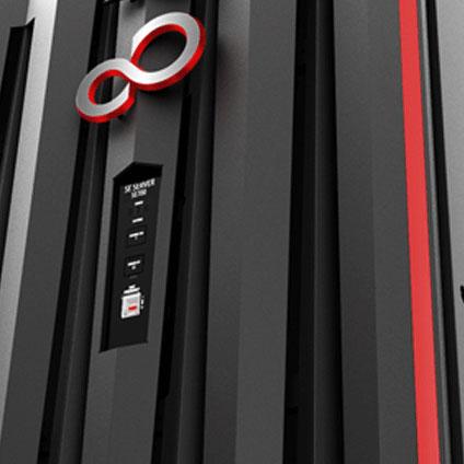Microsoft Server Fujitsu Server