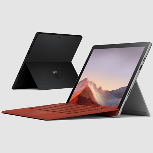 Mircosoft Surface Pro7