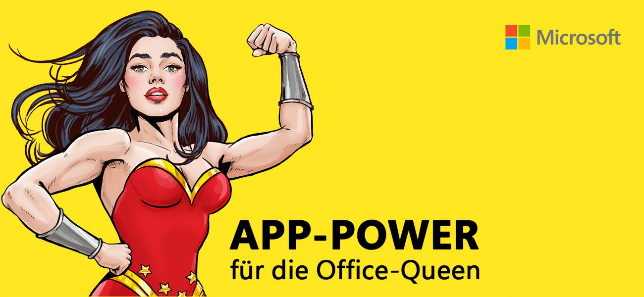 Office Queen App Header 1300x600