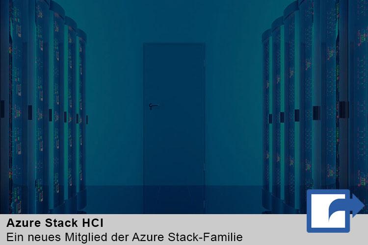 Ressourcen Azure Stack HCI