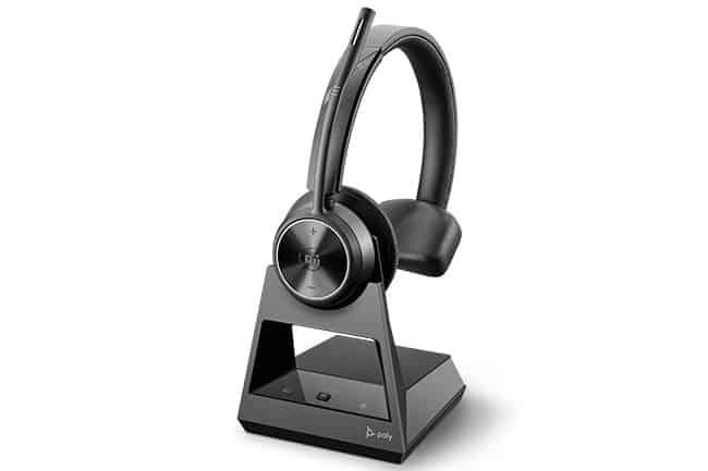 Schnurlose DECT Headsets