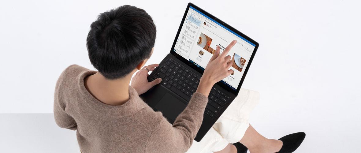 Surface Laptop 4 Ms Uebersicht