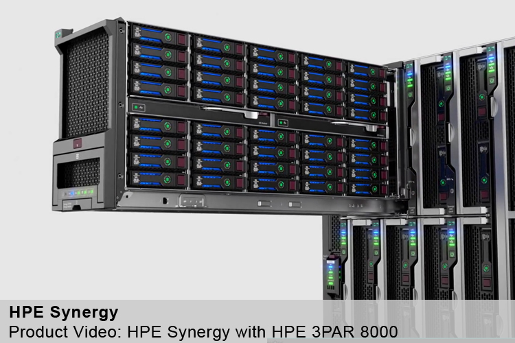 HPE Synergy Storage