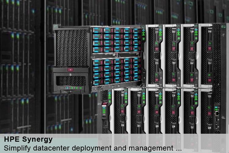 Geringerer Zeitaufwand und weniger Arbeitsschritte als bei Cisco UCS