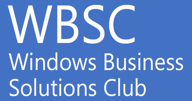 Windows Business Solution Club