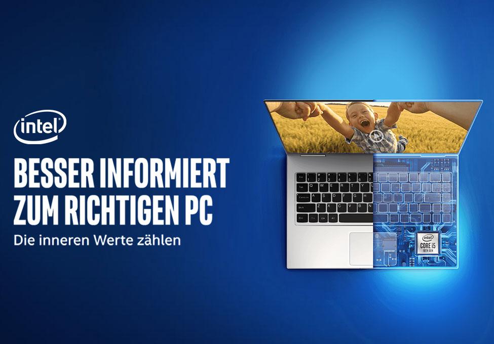 WIM Besser informiert zum richtigen PC Header
