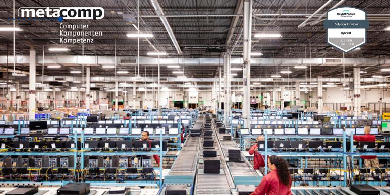 HPE Blog Industriestandard Server Headerbild