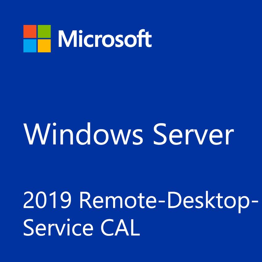 Windows Server 2019 Remote-Desktop-Service CAL