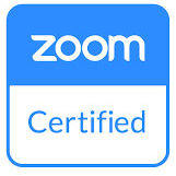 Zoom Certified Badge