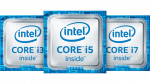 Intel Core i3 i5 i7 Logo
