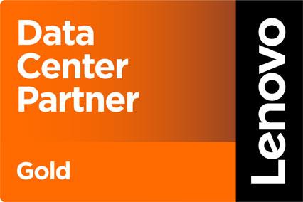 Data Center Partner Gold - Zertifizierung der MetaComp GmbH bei Lenovo