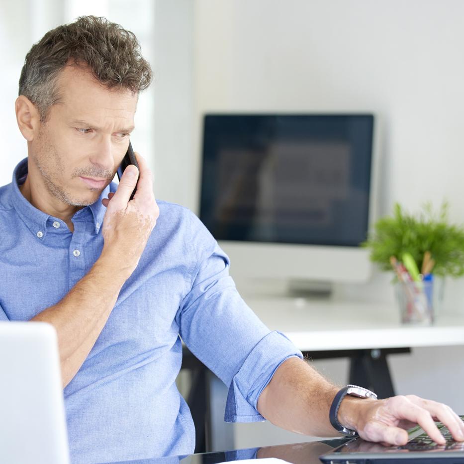 Dirk, 48 | Abteilungsleiter IT bei einer Bank