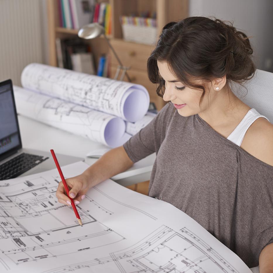 Jasmin, 29 | Architektin in einem Architektenbüro