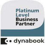 Dynabook Platinum Level Business Partner - Zertifizierung der MetaComp GmbH bei der Dynabook