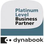 dynabook Partner Logo PlatinumLevel-BusinessPartner