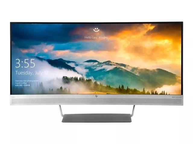 HP EliteDisplay S340C - LED-Monitor