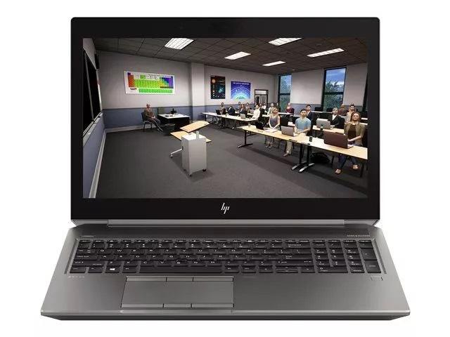 HP ZBook 15 G6 Mobile Workstation