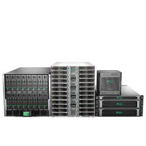 MetaComp HPE Productportfolio RackServers