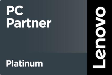 PC Partner Platinum - Zertifizierung der MetaComp GmbH bei Lenovo