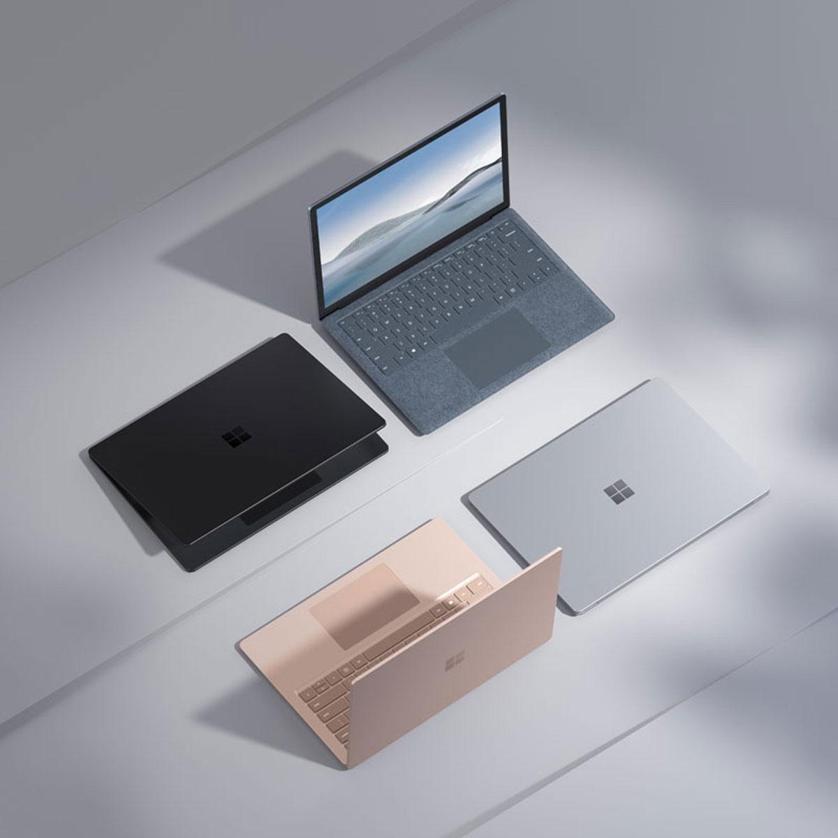 Surface Laptop 4 Uebersicht